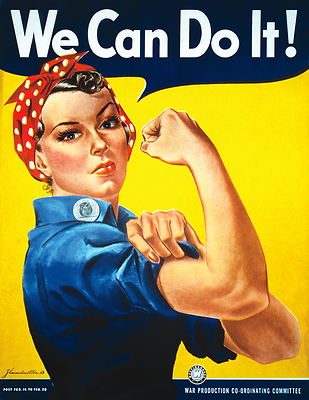 Women we can do it