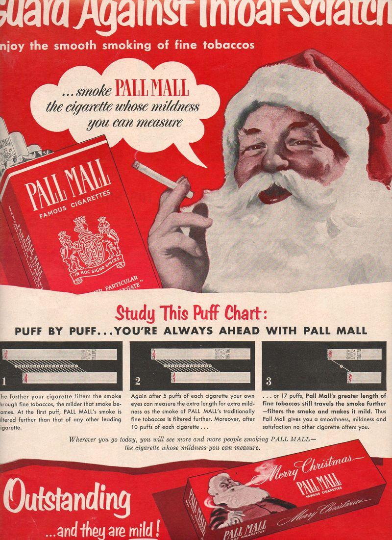 Christmas Santa ciggies367