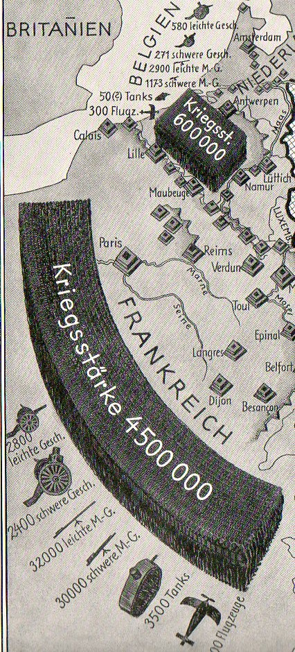 Nazi Prop surrounded france539