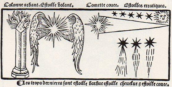 Comets 1560