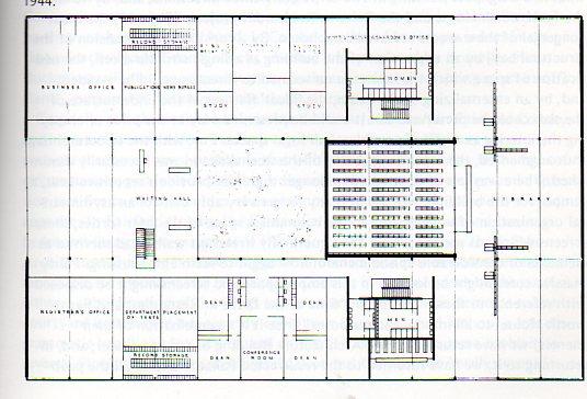 City plan--library plan630