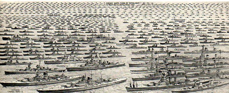 Navy Losses--merchant marine799