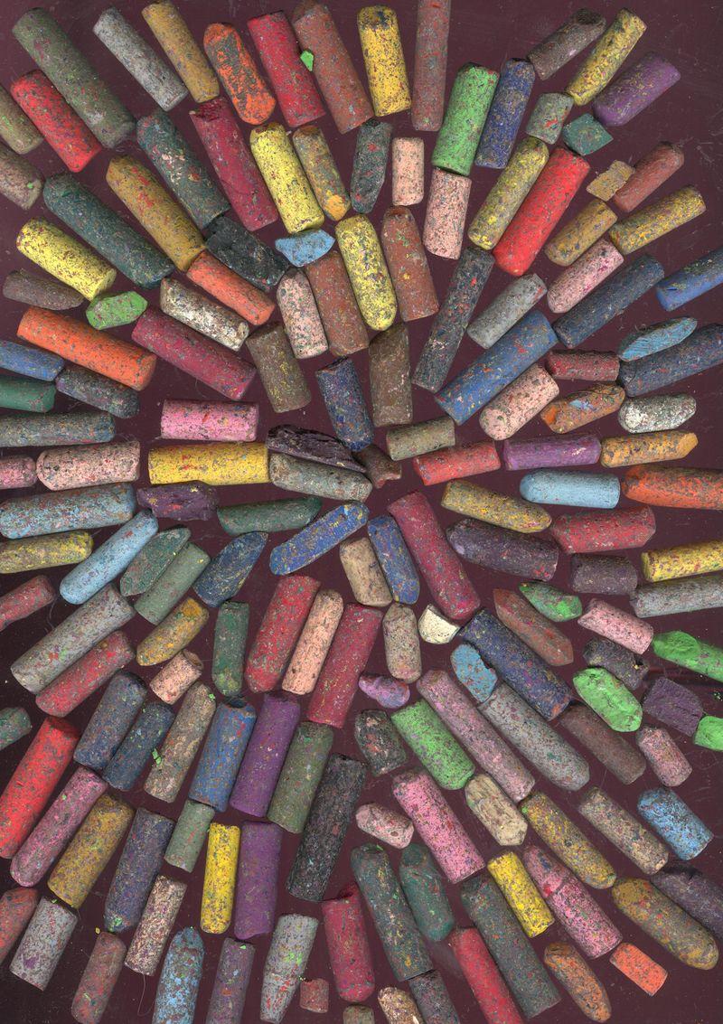 Patti crayons