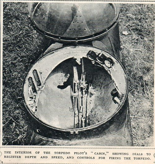 Torpedo bomb 5184