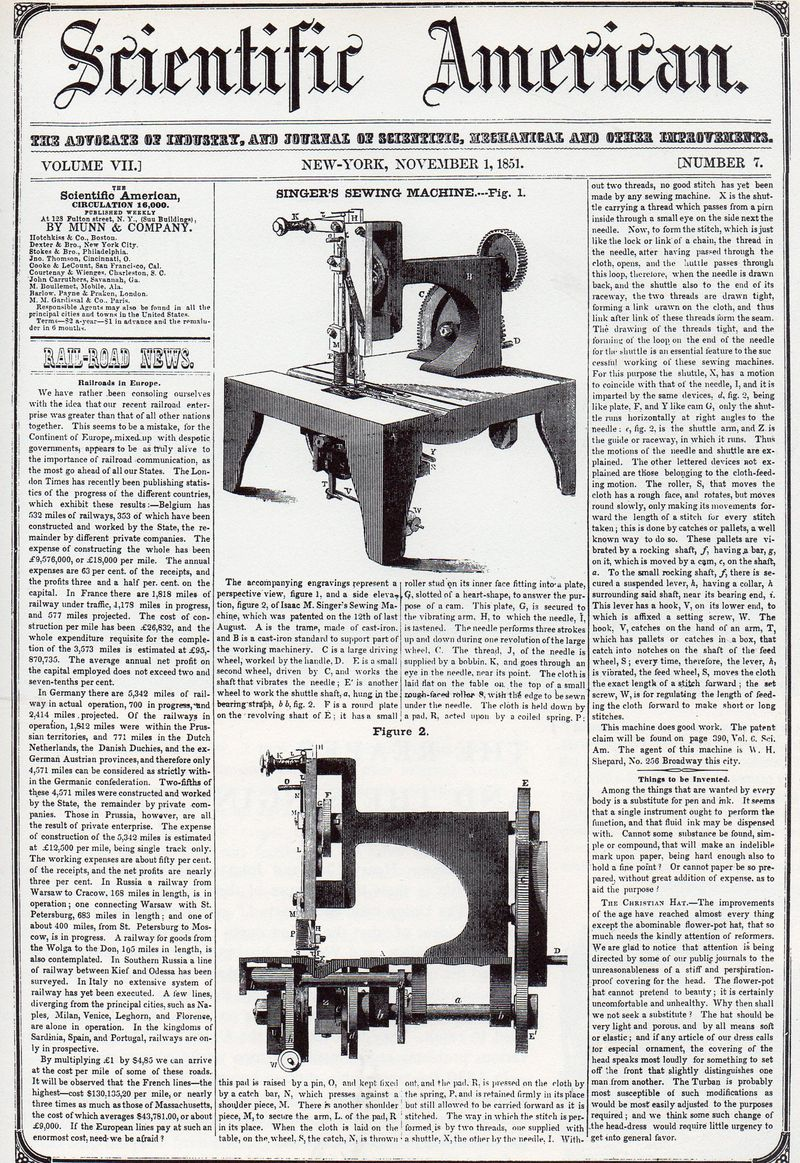 Sewing machine211