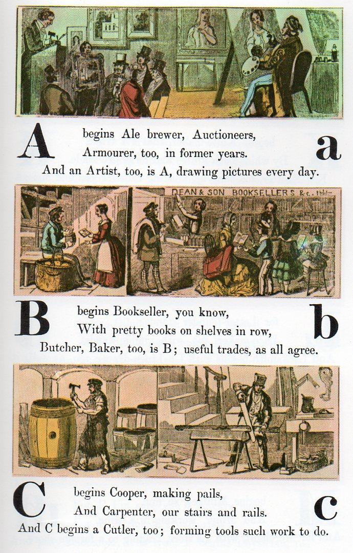 Alphabet jobs a-c267