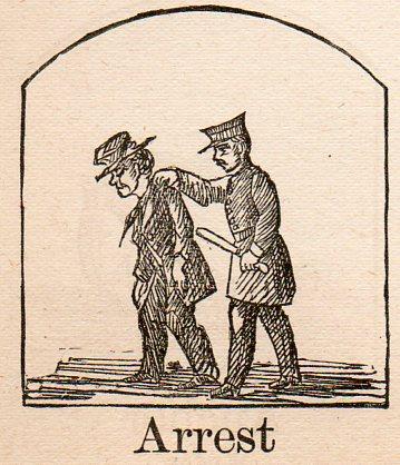 Alphabet germ--arrest297
