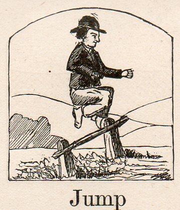 Alphabet germ--jump289