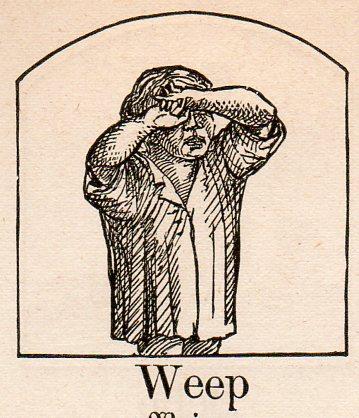 Alphabet germ--weep296