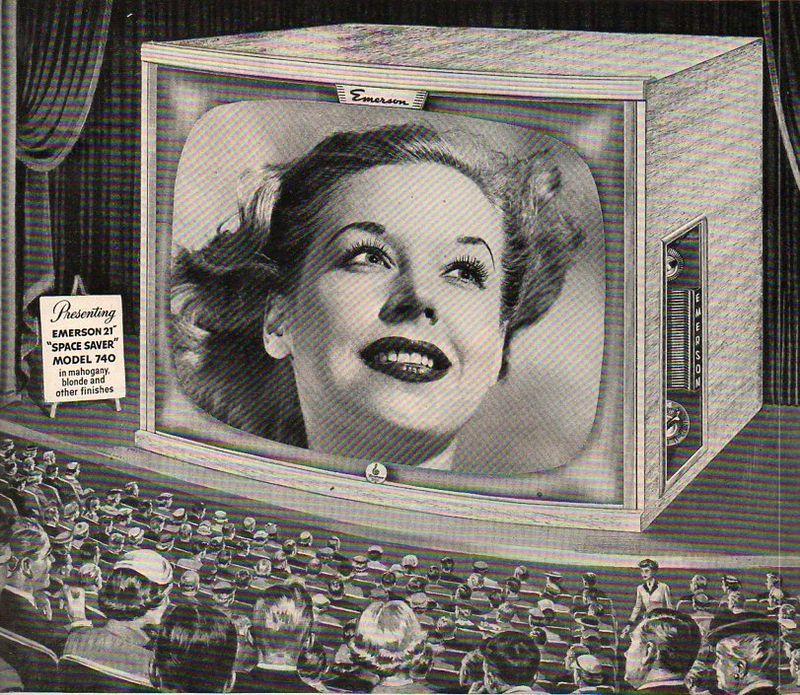 Monumental television theatre446