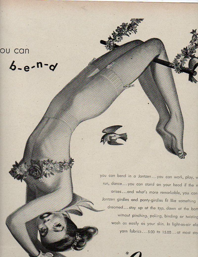 Women--growing bendy454