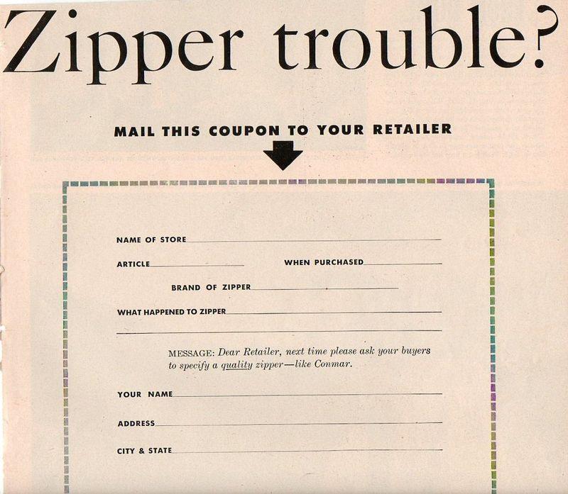 Zipper trouble465