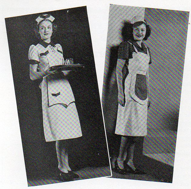 A soda fountain uniforms499