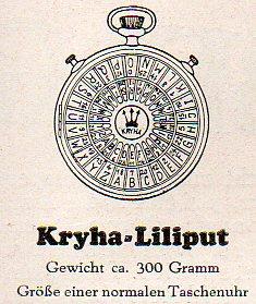 Kryha Liliput528