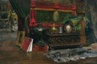 Studio William Merritt Chase, A Corner of My Studio, c. 1895