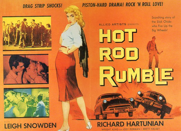 Aberrant--hot rod rumble cvr969
