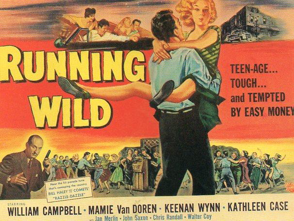 Aberrant--running wild cvr976