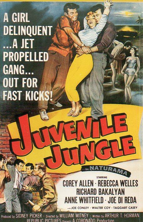 Aberrant--juvenile jungle cvr984