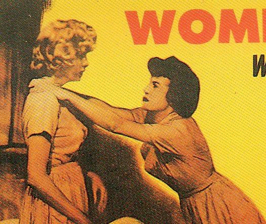 Aberrant--betrayed women det987