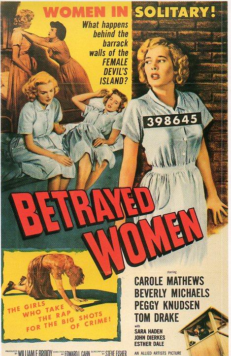 Aberrant--betrayed women cvr990
