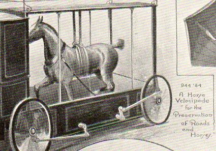 Steampunk 2 horse b101