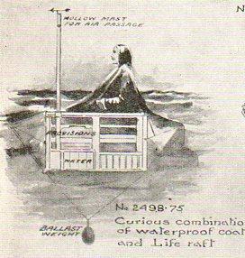 Steampunk 2 watrproof coat092