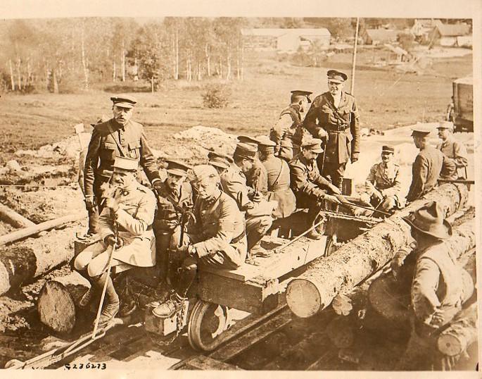 World War I photos-=axe men295