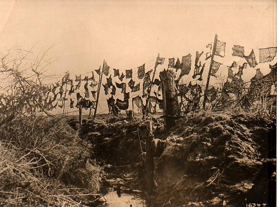 World War I photos--Camouflage291