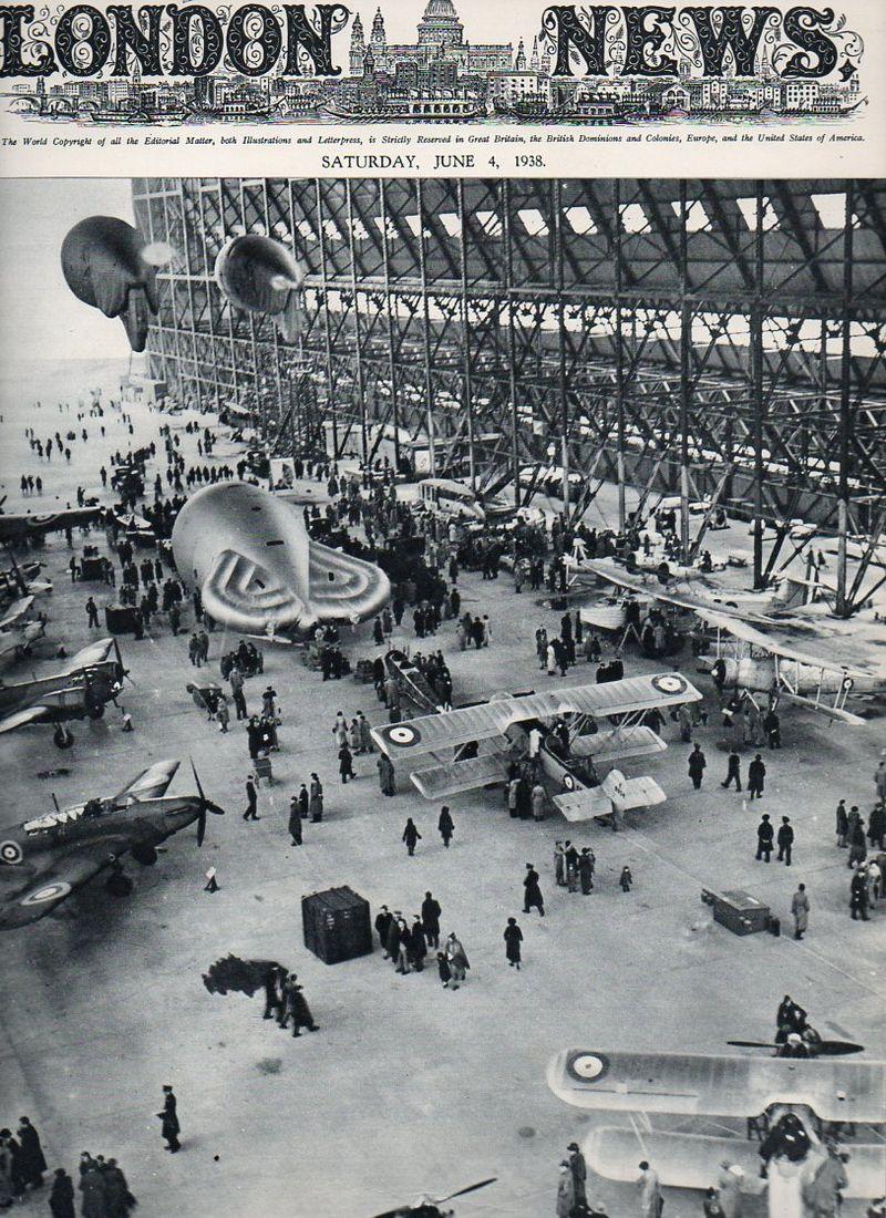 Air show-- cvr301