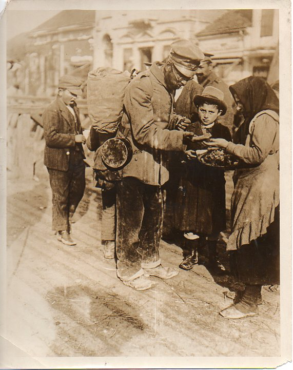 WWI--german--beggar325