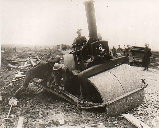 WWI--steamroller334