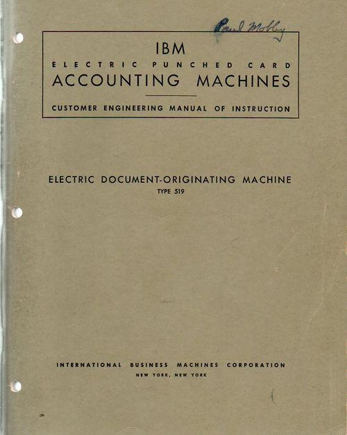 IBM 519121
