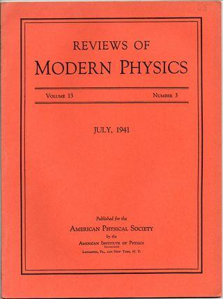Pauli field theory254