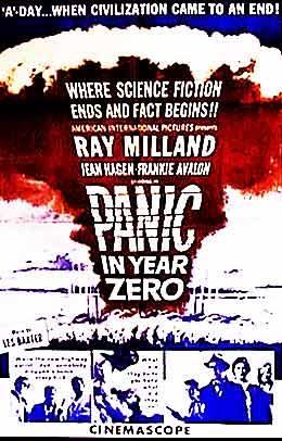 Atomic panic-in-year-zero