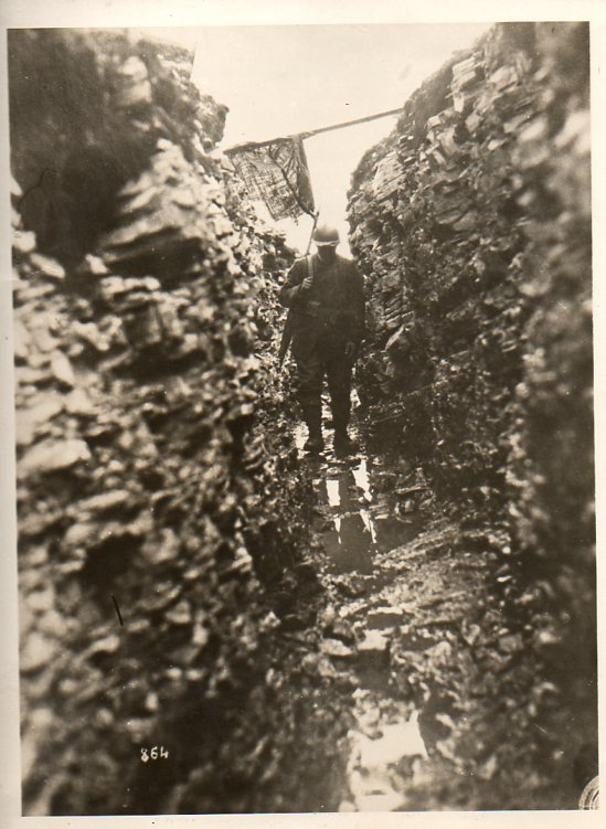 WWI photo--trench045