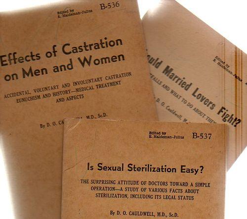 Sexual sterilization Easy266