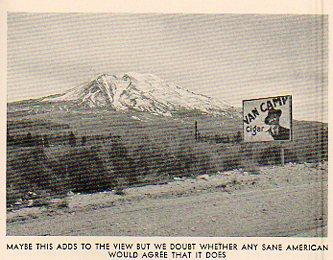 Roadside billboards 276