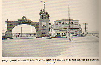Roadside billboards 280
