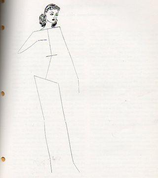 Blank women--anatomy art full286