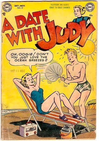 Grrlz--date with judy