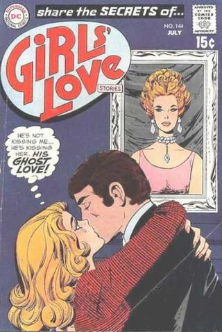 Grrlz--ghost love