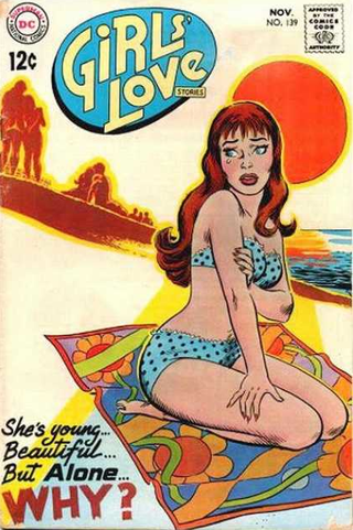 Grrlz--girl love beach alone