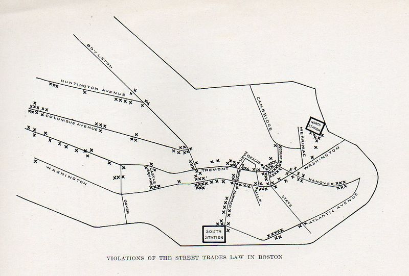 Child scavengers map363