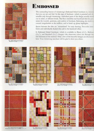 Color floor--swastika 377