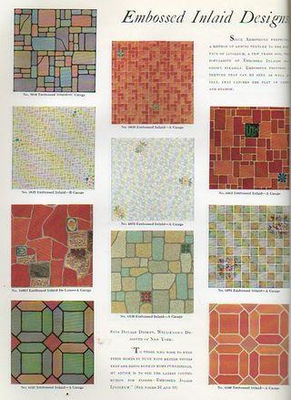 Color floor--swastika 379