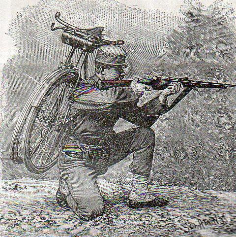 Bike army 440