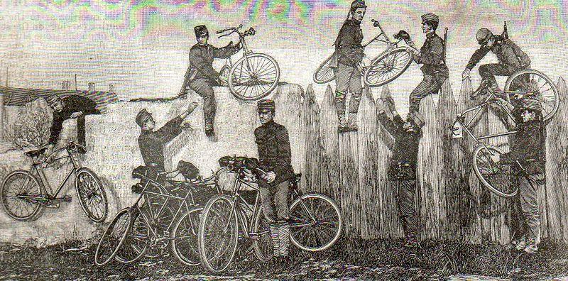 Bike army 436