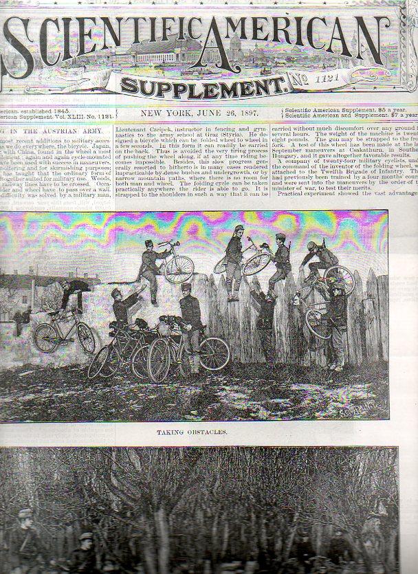 Bike army 435