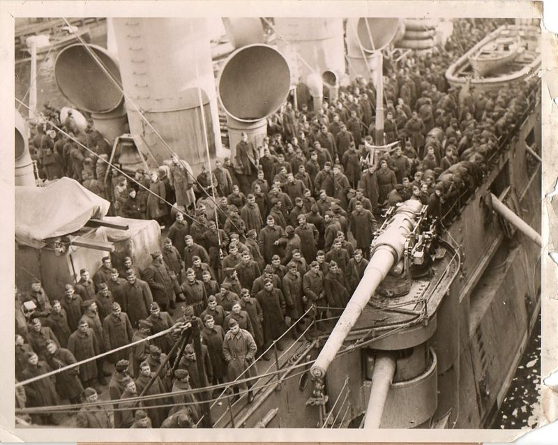 WWI troops ship166