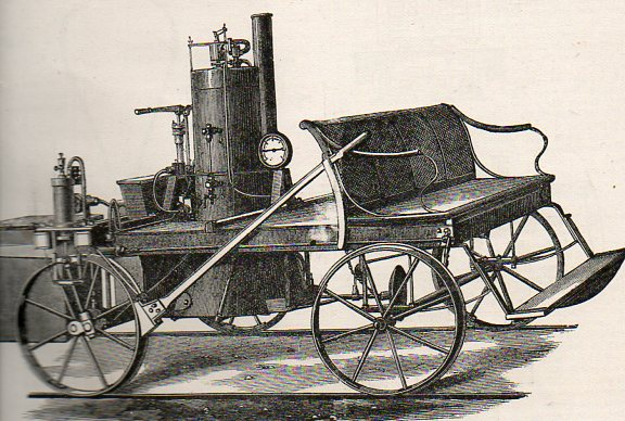 Steam car232